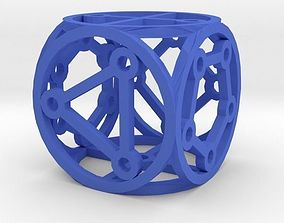 3D printable model Dice