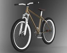 Bicycle mtb 3D