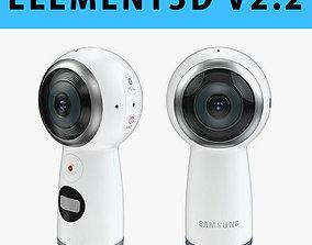 E3D - Samsung Gear 360 2017 3D