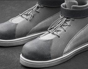Generic Non-Brand Shoes 3D model