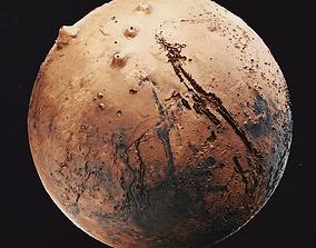 Mars High Poly 3D