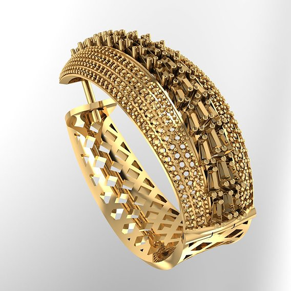 GODKI Jimbora Luxury Jewellary Earring