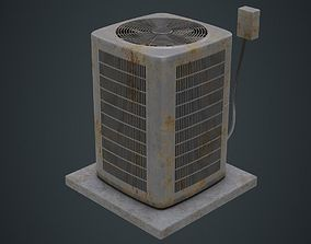 3D model Air Conditioner 3B
