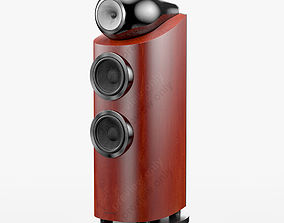 3D Bowers and Wilkins 802 D3 Rosenut
