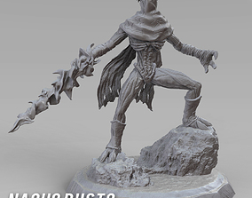 Raziel soul reaver for 3D print