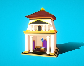 3D asset HIE Save Point N1