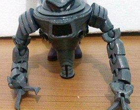 MOTU SKELETOR HOVER ROBOT V1 3D print model