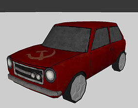 3D asset Autobianchi A112 Abarth