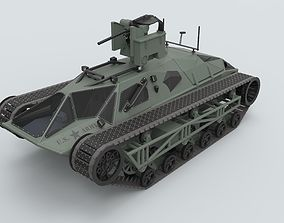 Tracked vehicle 5 3D