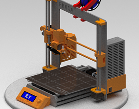 Prusa MK3S Printer 3D printable model