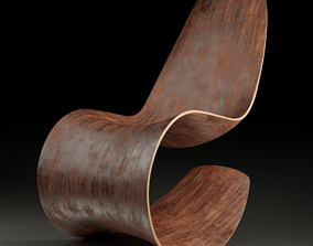 3D living Concept Chair