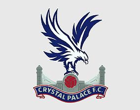 3D model Crystal Palace Logo