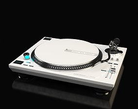 Reloop RP-7000 DJ Turntable 3D model