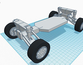 Simple Chassis Model