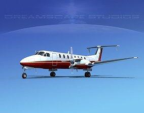 3D Beechcraft B1900C V11