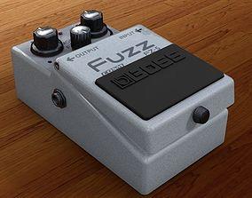 Boss FZ-5 3D model