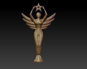 Trophy 3D print model
