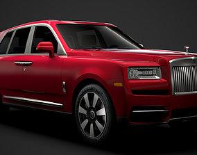 Rolls Royce Cullinan 2021 3D