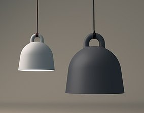 3D model Bell Lamp by Normann Copenhagen