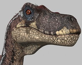 Raptor Forever - 8K 3D