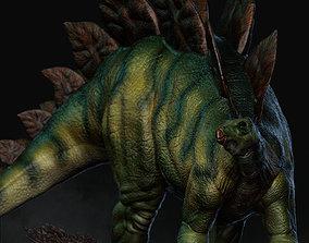 Stegosaurus STL for 3dprint