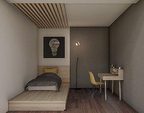 3dnikmodels Bedroom 01