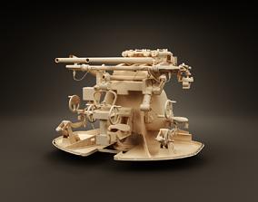 37 mm SK C30 3D model