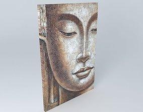 BUDDHA CANVAS IMPERIAL Maisons du Monde 3D