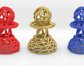 Pawn chess 3D printable model