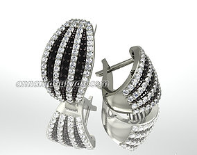 0005Model - Earrings