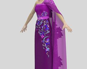 Batik Yun Awan Cirebon 3D