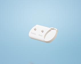 Oral-B Brush holder 3D printable model