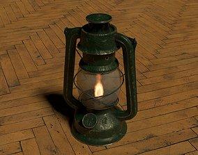 Oil Lanterns 3D