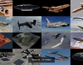 3D model Space kit