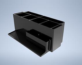 3D print model Desk organizer pencil