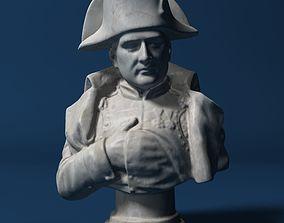 Napoleon Bust 3D model