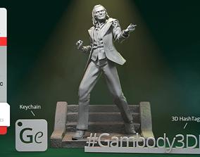 Joker Joaquin Phoenix 3D printable model