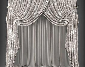 3D asset realtime Curtain