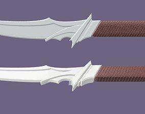 3D printable model Kelvin Klingon Dagger