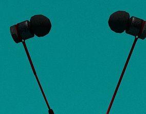 Headphones Beats 3D printable model