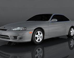 1997 Lexus SC300 3D model