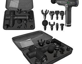 Massager gun 3D