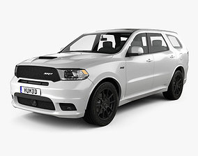 Dodge Durango SRT 2017 3D