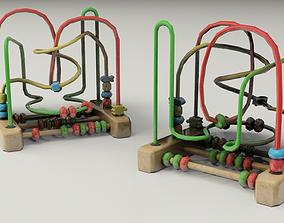Children Toy Wires 3D model