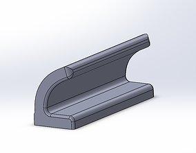 Handle 3D printable model