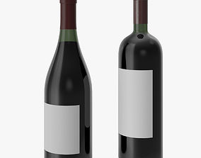 3D model Red Wine