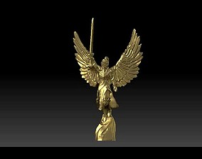 3D printable model character ANGEL Statue