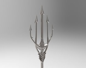 Aquaman - Trident of Neptune 3D printable model