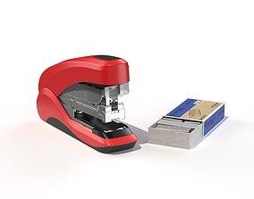 Stapler equipment 3D model