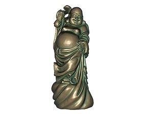 Maitreya 3D printable model 3D model low-poly wes